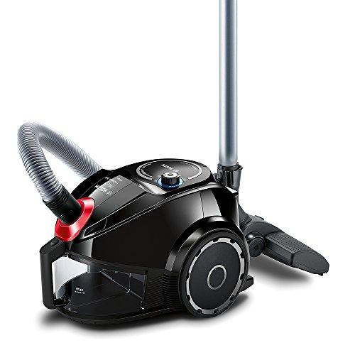 Bosch Relyy'y ProPower 2.0 BGC3U330 - Aspirador sin Bolsa, para Personas alérgicas, Color negro