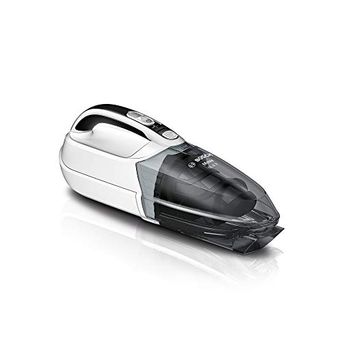 Bosch Hogar Move 14.4V Aspirador de Mano, 2 Velocidades, Blanco
